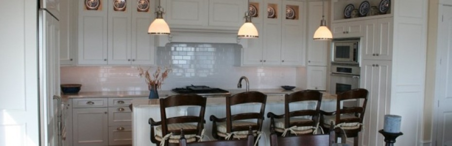The Kitchen Remodel Design Included Custom Cabinetry Made By Wood Mode  Using Stone Harbor Cabinets.